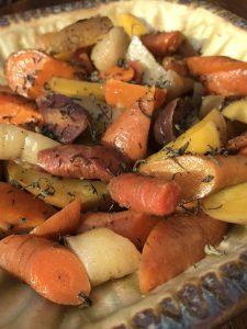 tipsy carrots
