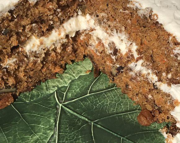 Aunt June's Carrot Cake