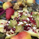 partridge in a pear tree salad