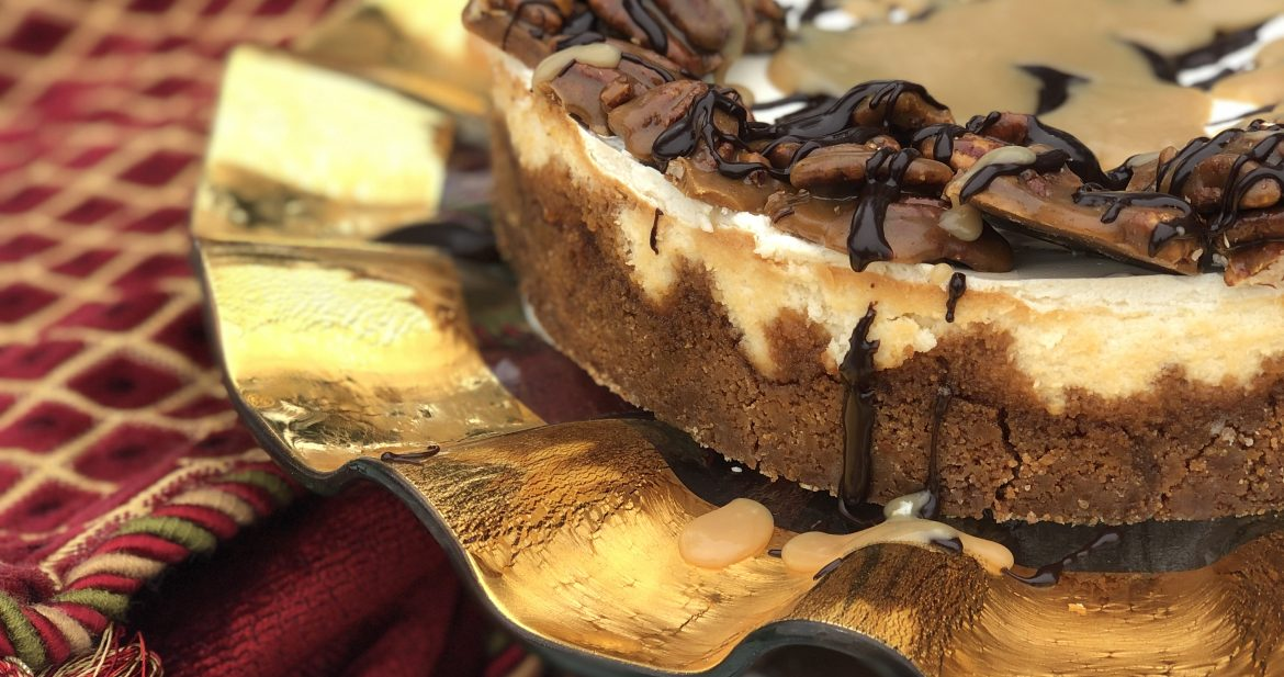 two turtle doves cheesecake